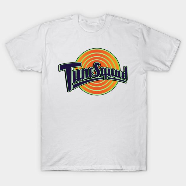 Tunesquad Space Jam Michael Jordan T-shirt S-5XL Front /& Back