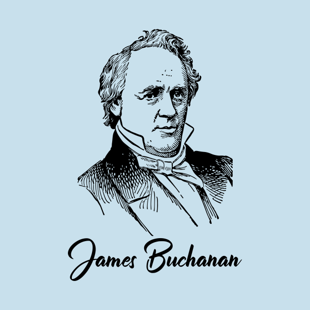 James Buchanan's portrait