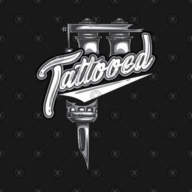 Tattoo T-Shirt for Tattooed Men or Women - Shirt Tshirt Gift