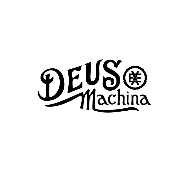 cc751ec023267 Deus Ex Macina Logo - Deus Ex Machina - Tank Top