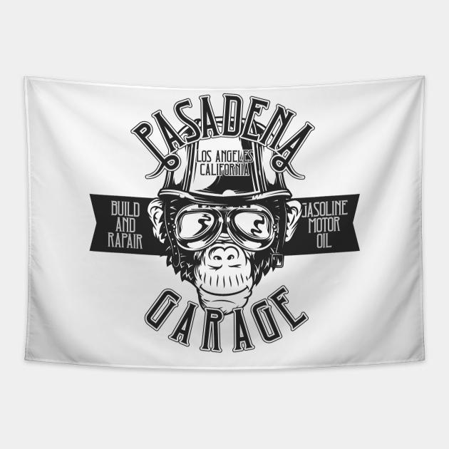 Pasadena Garage Los Angeles California