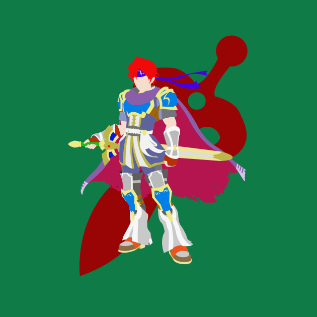 Super Smash Bros Roy