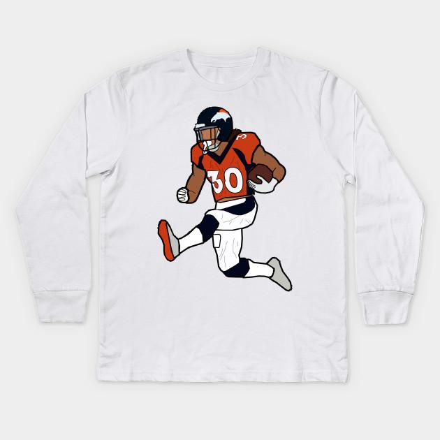 195860ba Phillip Lindsay Hurdle Touchdown Celebration - Denver Broncos