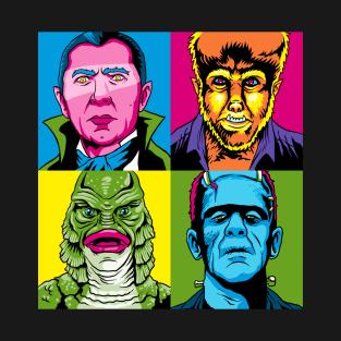 Pop Monster t-shirts