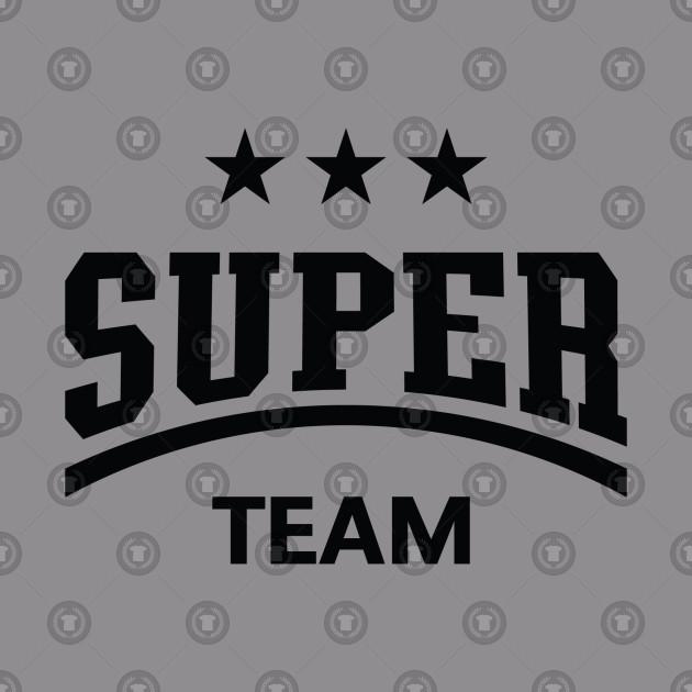 Super Team (Black)