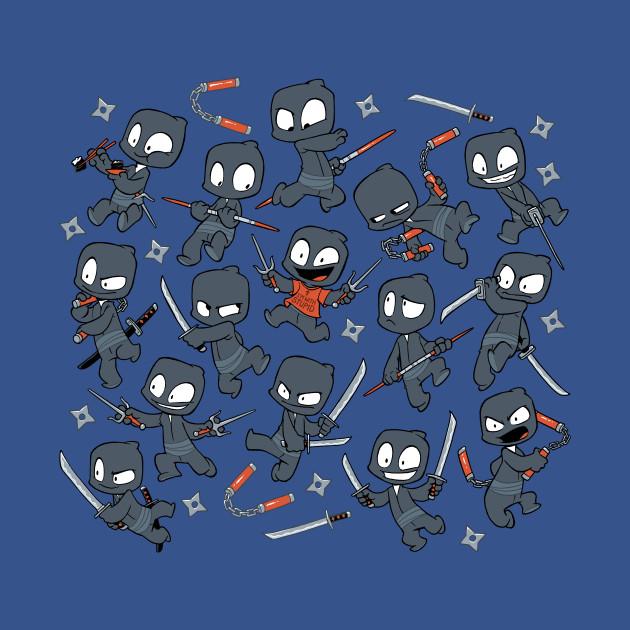 Ninja Mess