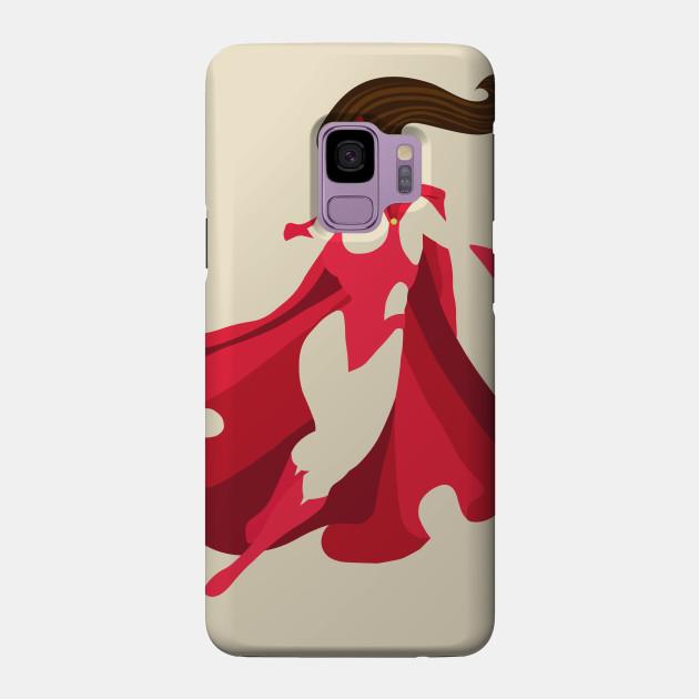 Scarlet Witch Wanda Maximoff Scarlet Witch Phone Case Teepublic