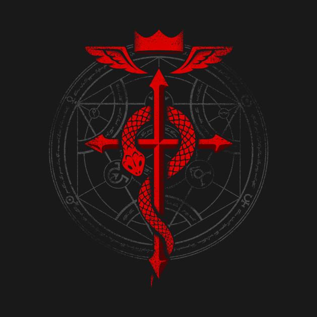 Fullmetal Alchemist Flamel Fullmetal Alchemist T Shirt Teepublic