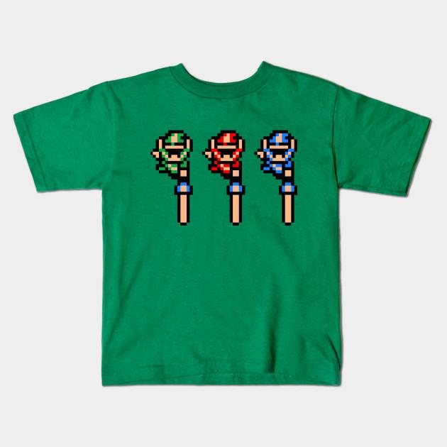 Zelda Link S Awakening Dx Game Boy Color Pixel Art Link X3