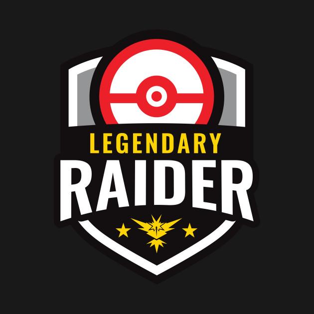 Team Instinct Legendary Raider