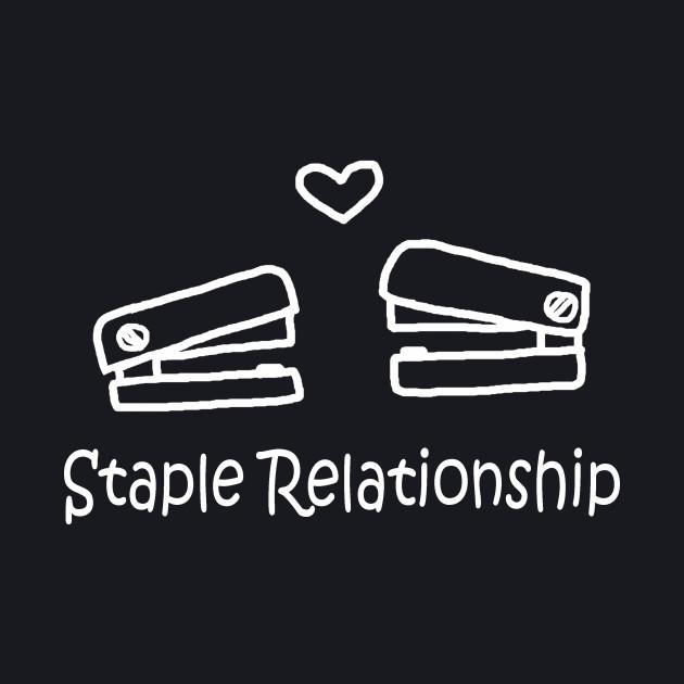 Staple Relationship White Pocket