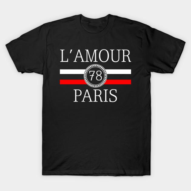 L Amour 78 Paris