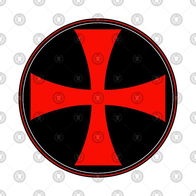 Knights Templar Shield