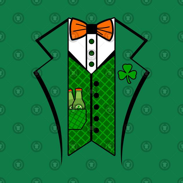 Leprechaun St Patrick's Day Beer