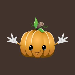 Halloween Pumpkin Face T-Shirts | TeePublic