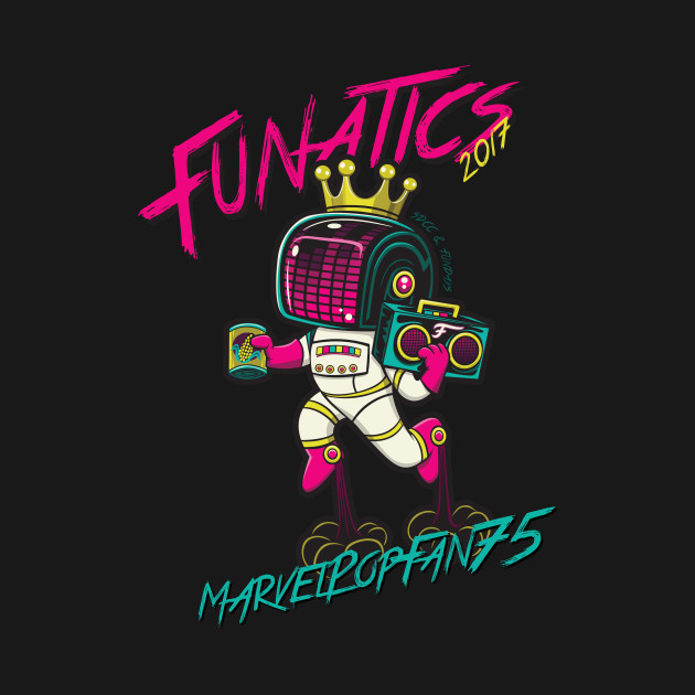 Funatics - MarvelPopFan75