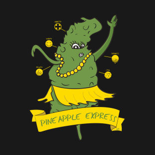 Pineapple Express t-shirts