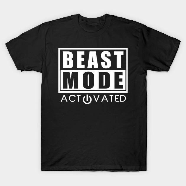 3e41ff1b4ca4a Beast Mode Bodybuilding Gym Sport - Gym - T-Shirt