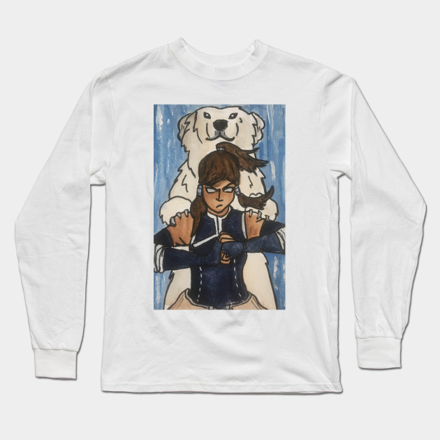 All Over Shirts Korra Sweatshirt