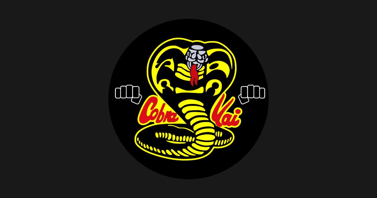 cobra kai - new logo - Cobra Kai - T-Shirt | TeePublic