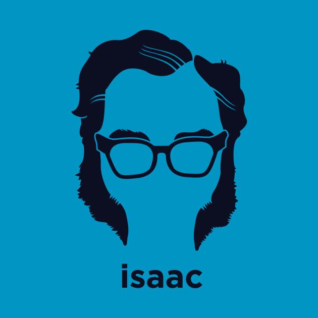 Isaac Asimov (Hirsute History)
