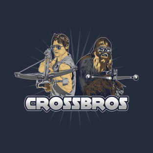 Crossbros t-shirts