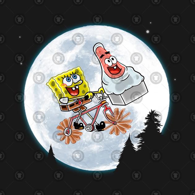 Flying Sponge