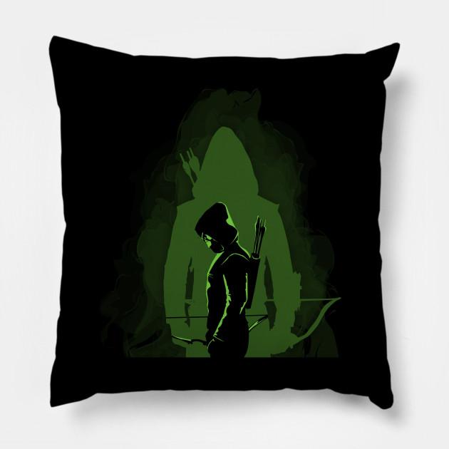 Arrow Green Shadow