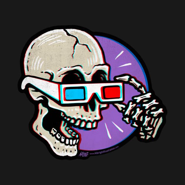 3D Glasses Are Skull Cracking Good Fun
