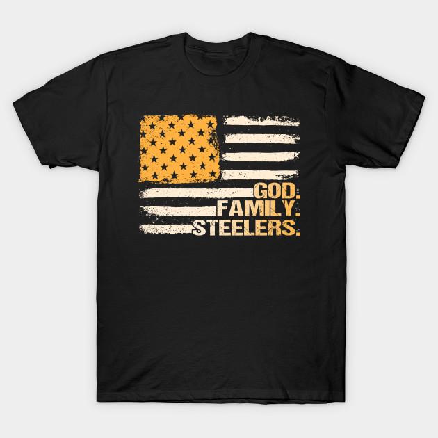 retro steelers t shirt