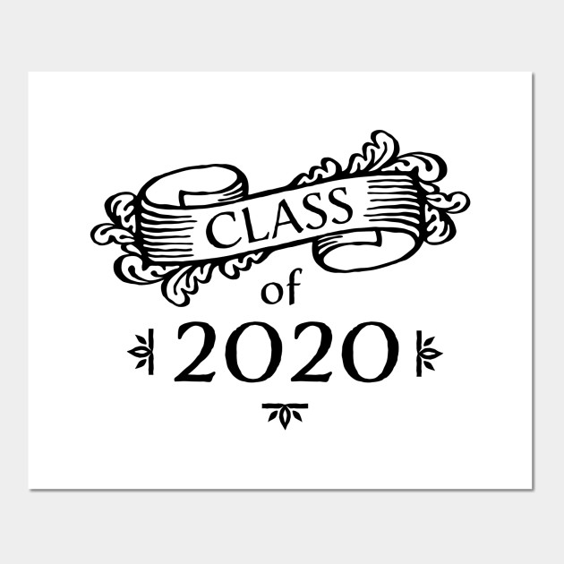 Und Graduation 2020.Class Of 2020 Senior Year Or Graduation