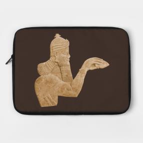 Ancient Laptop Sleeves | TeePublic UK
