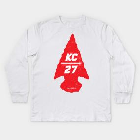 Kareem Hunt Kids Long Sleeve T-Shirts  2c8cf42fe