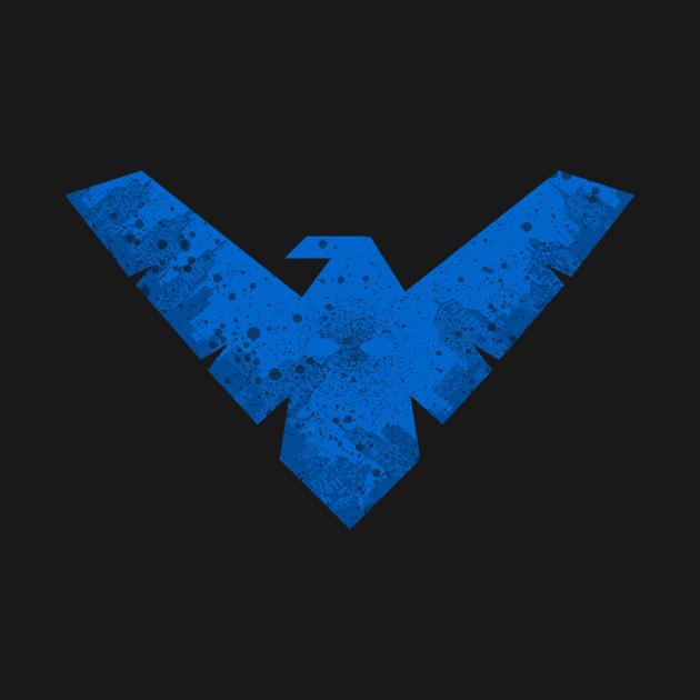 Nightwing - Nightwing - T-Shirt   TeePublic