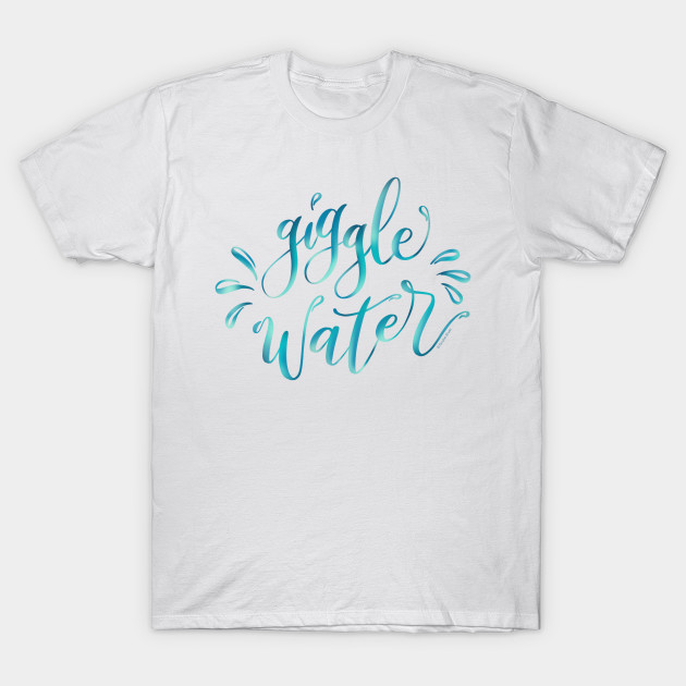 65eeb2657 Giggle Water Hand Lettering Design - Harry Potter - T-Shirt | TeePublic
