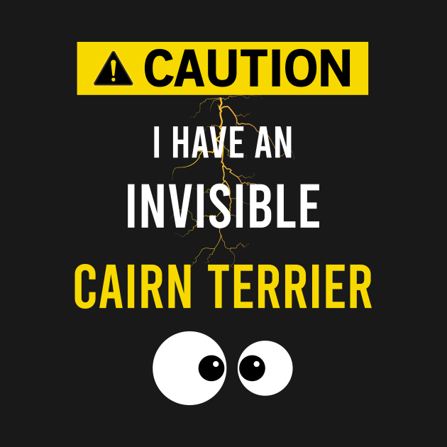 Invisible Cairn Terrier