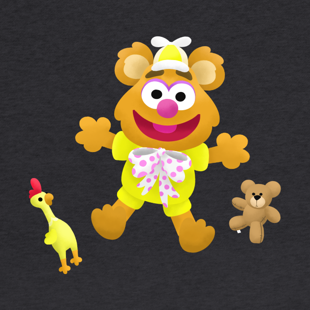 When Your Room Looks Kinda Weird - Fozzie