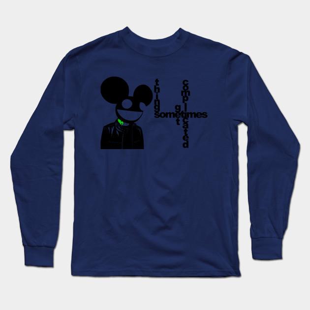 Deadmau 5 shirt EDM Electric Trance Rave