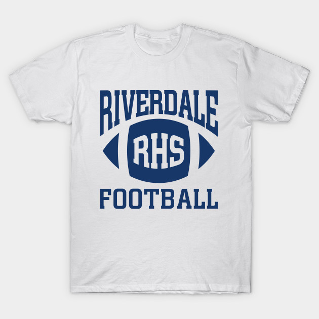 Riverdale football team riverdale t shirt teepublic American football style t shirts