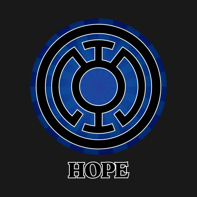 lantern corps hope