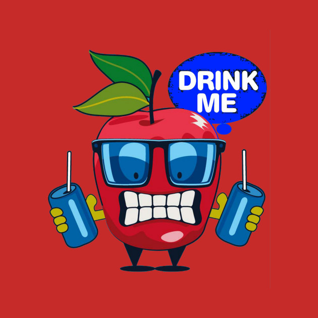 79aa03da Drink me Soda - Drinking Funny - Kids T-Shirt | TeePublic