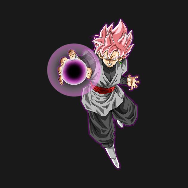Dragonball Super Dark Goku