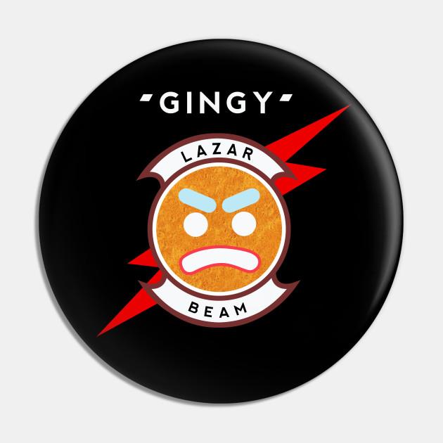 Lazarbeam Gingy Logo