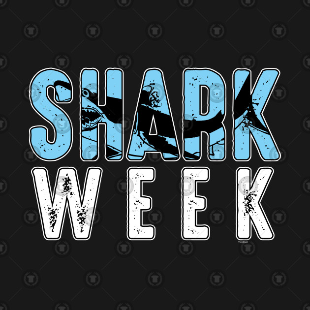 Shark Week Aquamarine Marine Life Water Sea Ocean Sharks Family Sea  Creatures by psykograf
