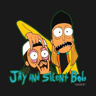 Jay And Silent Bob T Shirts Teepublic