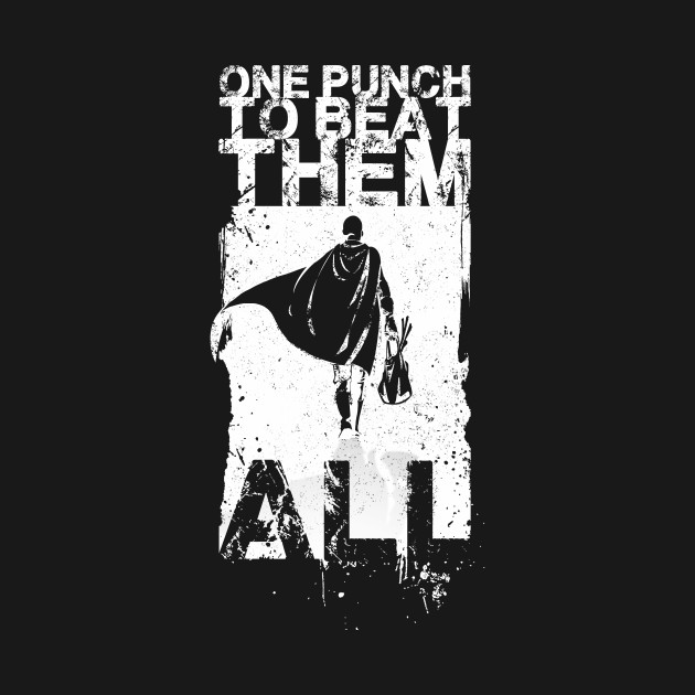 Just One Punch T-Shirt