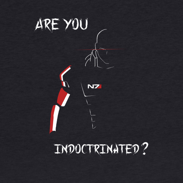 are you indoctrinated ?