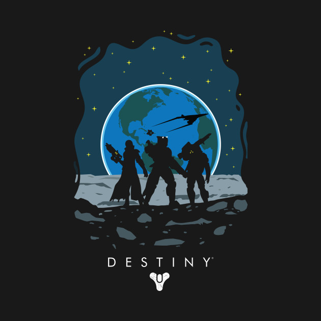 Guardians on the Moon