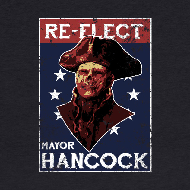 Re-Elect Mayor Hancock