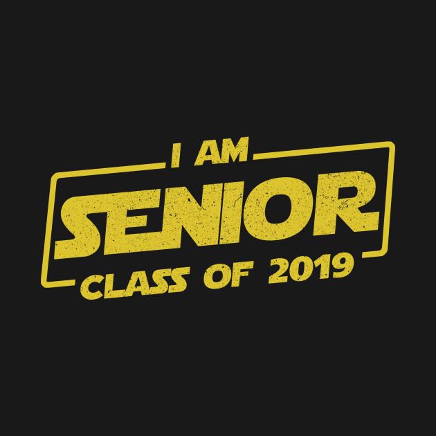 I am senior class of 2019
